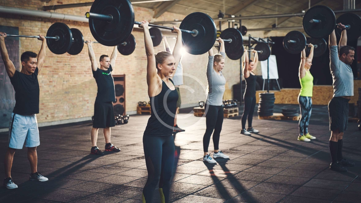 Train Like The CrossFit Games Champion